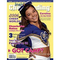 Inside Cheerleading Magazine Subscription