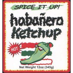 Habanero Ketchup