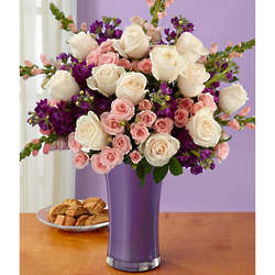 Roses and Snapdragons Bouquet