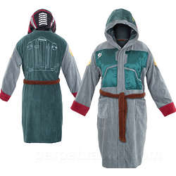 Boba Fett Star Wars Bathrobe