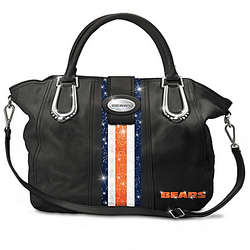Windy City Chic Chicago Bears Handbag