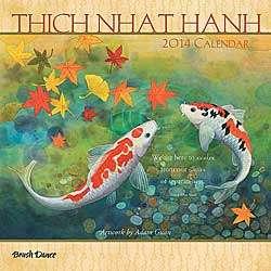 Thich Nhat Hanh 2014 Wall Calendar