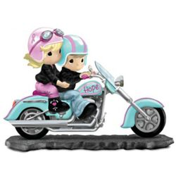 Precious Moments Hope Goes the Distance Figurine