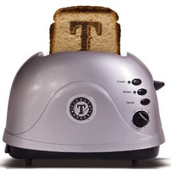 Texas Rangers Protoast Toaster