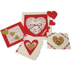 Valentine Card Making Kit