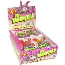 Jelly Belly Pet Tarantula Gummi Candy