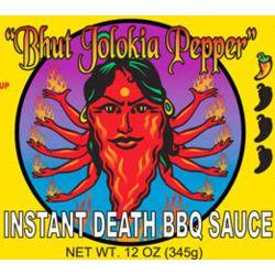 Jolokia Extra Hot BBQ Sauce