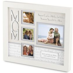 Mom Shadowbox Photo Frame
