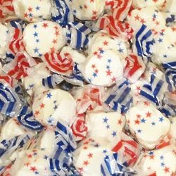 Flag Salt Water Taffy