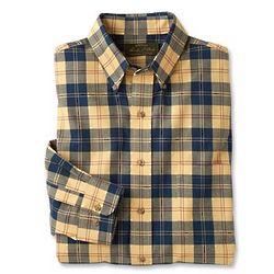 Men's Luxury Cotton and Merino Shirt