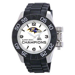 Baltimore Ravens Super Bowl XLVII Champions Beast Series Watch