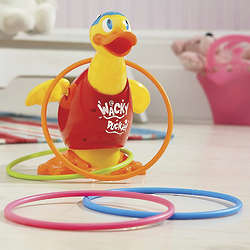Wacky Duckie Ring Game