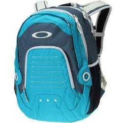 Turquoise Flak Pak Backpack