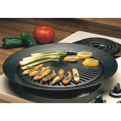 Smokeless Stovetop Indoor BBQ Grill