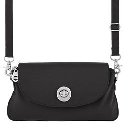 Black Monaco Clutch Purse