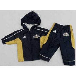 Newborn's Milwaukee Brewers Windsuit