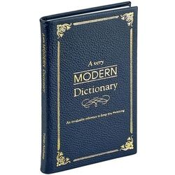 A Very Modern Dictionary - Leather Bound Edition