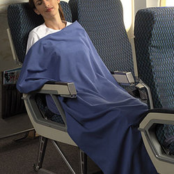 DreamSack Travel Blanket