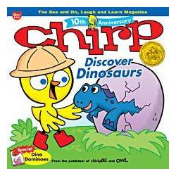 Chirp Magazine Subscription