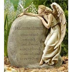 In Loving Memory Memorial Angel