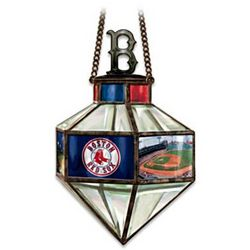 The Boston Red Sox 6-Sided Glass Prism Light Catcher