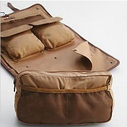 Leather Excursion Tri-Fold Travel Case