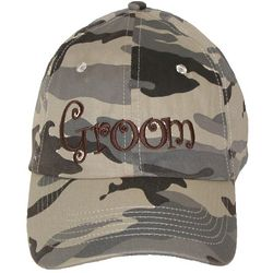 Groom Camouflage Cap