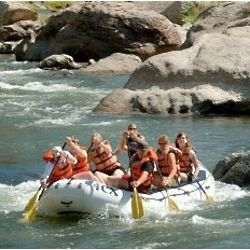 Colorado Raft-N-Bridge for Two