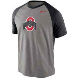 Ohio State Buckeyes Youth Big Play Raglan T-Shirt
