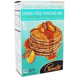 Gluten-Free Grain Free Pancake Mix 12 oz Box
