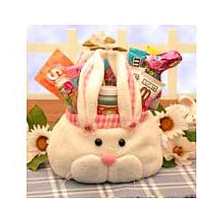 Have a Hoppy Easter Bunny Tote