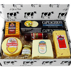 A Taste of Wisconsin Processed Cheese Sampler