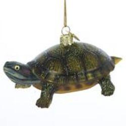 Land Turtle Ornament