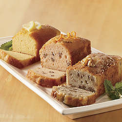 No Sugar Added Bread Trio
