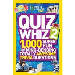 Kids' Quiz Whiz 2 Trivia Book