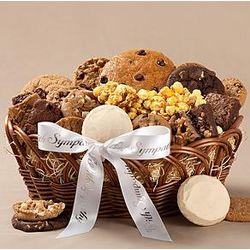 With Sympathy Ultimate Assorted Basket