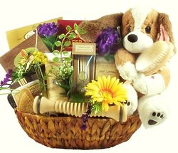 Deluxe Rest and Renewal Gift Basket