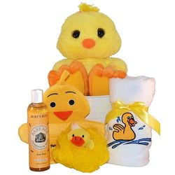 Lucky Ducky Jr. Kid's Spa Gift Basket