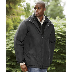 Men's Nylon Bib Parka