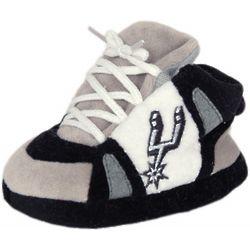 Baby's San Antonio Spurs Slippers