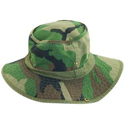 Children's Camo Boonie Hat