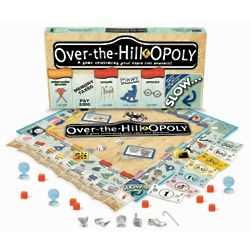 Over the Hill-Opoly Game