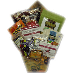 Healthy Thanksgiving Gift Basket