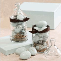 Robins Egg Soap Baby Shower Favor