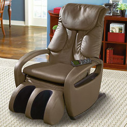 Black Refurbished OSIM iMedic 380 Massage Chair