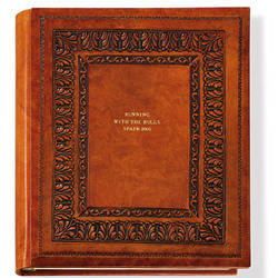 Rossini Heritage Oversized Album with Personalization