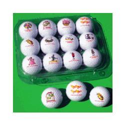 12 Days of Christmas Golf Balls
