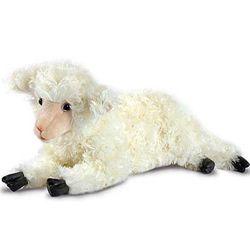 Cuddly Sheep Stuffed Toy