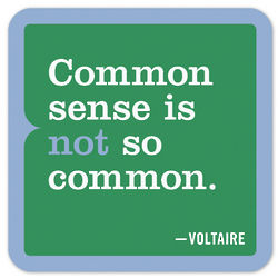 Common Sense Inner-Truth Magnet