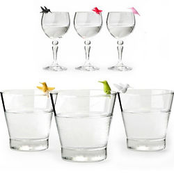 Hummingbird Drink Markers